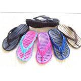 EVA Lady Slippers Flip-Flops EVA Sandals Beach Shoe (LF5)
