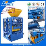 Algerie Qt4-24 Automatic Concrete Block Making Machine Best Quality