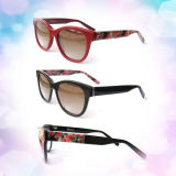 Fancy Women Sunglass Colorful Fashion Design Frame