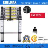 Magic Aluminum Telescopic Single Ladder with En131 CE GS Kme1029
