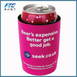 Outdoor Advertising Logo Neoprene Beer Cooler