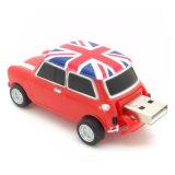 Plastic Mini Car USB Flash Drive