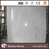 Polished Pure Crystal White Marble Slab with Good Price