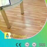 Commercial 12.3mm E0 HDF Pearl Warerproof Laminate Flooring