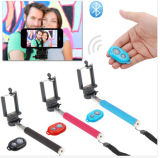 Foldable Selfie Stick Bluetooth Remote Shutter