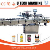 Automatic Vertical Round Bottle Adhesive Sticker Labeling Machine (MPC-DS)