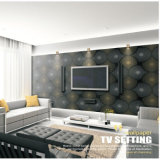 Modern Home Decorative PVC Wallpaper (15007)