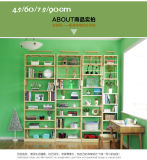 New Style Wooden Bookshelf Many Styles Are Available Cx-BS029