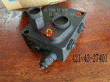 Komatsu Wheel Loader Engine Parts, Valve for Accumulator (421-43-27401)