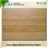 Foshan Supplier Light Color Brushed Oak Engineered Hardwood Flooring