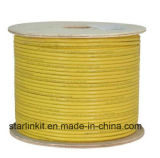 550MHz 23AWG Full Copper CAT6A UTP Cable with Pull Box