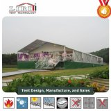 500 People Outdoor Wedding Hall Canopies with ABS Sidewall
