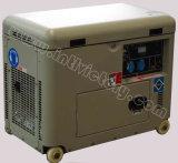 5.5kw Gasoline Soundproof Portable Generator with CE/Soncap/CIQ Certifications