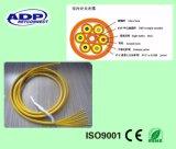 OEM Gjbfjh 24 Cores Indoor Single-Mode Breakout Fiber Optic Cable Per Meter Price