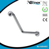 Stainless Steel L-Shaped Towel Rack