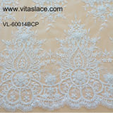 Factory Wholesale Lace Fabric Low Price Wedding VL-60014BC