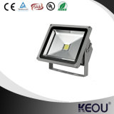 Nice Design Slim LED Flood Light 50W Aluminum Reflector LED Floodlight