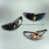 Safety Glasses UV Protective Glasses Sports Sunglasses (SG115)