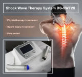 Physiotherapy Shock Wave Extracorporeal Rswt Shockwave Therapy Machine