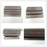 China Wholesale Grating Usage Q235 Hot Rolled Serrated Flat Bar