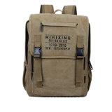 2016 Thailand Canvas School Rucksack Laptop Vintage Backpack Sh-15122194