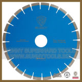 Three-Step Segmented Diamond Circular Cutting Blades for Stone (SN-483)