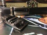 Slide Leather Belts for Men (HF-171205)