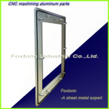 Sheet Metal Parts Machining Water Proof Aluminum Frame for Monitor