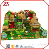 Jungle Theme Used Small Children Commercial Indoor Playground Equipment