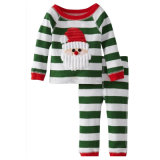 Baby Toddler Christmas Set Pajamas Top Leggings Outfits, 2 Pieces Christmas Sleeve Shirt Pants Outfit Set