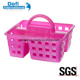 Plastic Portable Storage Basket for Toilet