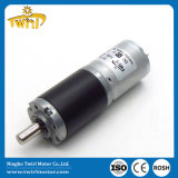 25mm 12V 24V DC Brushless Gear Motor with Gear