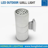 IP65 Outdoor Waterproof LED Wall Light up and Down 24wx2heads 48W