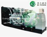 Open Type Diesel Generator Set with Perkins Engine 225kVA (BPM180)