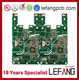 4layers OSP Vehicle PCB Circuit with Green Solder Mask