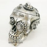 Wholesale Human Resin Skull Head Decoration for Halloween Party