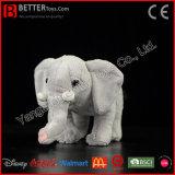 ASTM Realistic Stuffed Animal Soft Toy Plush Elephant for Kids