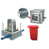Dustbin Moulds and Plastic Injection Molding
