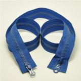 Double Slider 3# Nylon Long Customized Zippler