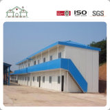Low Cost Light Steel Structure Frame Prefab Modular Camp Home House for Worker Domitory Building/Mobile Office