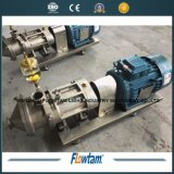 Food Grade Thick Liquid Particles Transfer Screw Pump (CE approved)