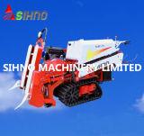 Factory Price of Half Feeding Rice Combine Harvester