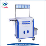 Hospital and Medical Products Anesthesia Emergency Cart