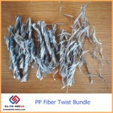 Civil Construction PP Fiber Copolymer Fiber Twist Bundle