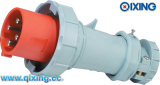 63A IP67 Industrial Plug with CE Certification Like Mennekes Type (QX1110)