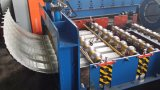 Hydraulic Crimping/Arch Style Roll Forming Machine for Building