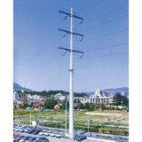 110 Kv Steel Power Transmission Tubular Tower