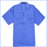 Short-Sleeved Work Clothes Factory Workshop Overalls