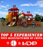 HD2013 Outdoor Fire Man Collection Kids Park Playground Slide (HD13-013A)