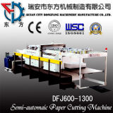 D Type Middle Slit Paper Sheeting Machine